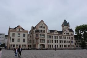 Hörder Burg, August 2015 | Bildrechte: nickneuwald