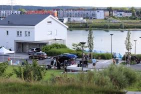 Dreharbeiten zur WDR-Serie PHOENIXSEE | Bildrechte: nickneuwald