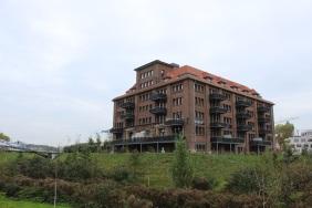 Wohnbebauung am Dortmunder PHOENIX See | Bildrechte: nickneuwald