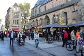 CurryFan in der Dortmunder Innenstadt | Bildrechte: nickneuwald