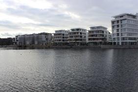 Hafenquartier, Dezember 2015   Bildrechte: nickneuwald