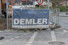 künftiger Mediamarkt an der Faßstraße   Bildrechte: nickneuwald