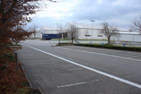 Leichtbauhallen der Wilo SE | Bildrechte: nickneuwald