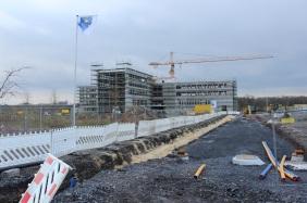 Haupverwaltung NordWest Handel AG | Bildrechte: nickneuwald