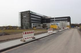 Hauptverwaltung der NordWest Handel AG | Bildrechte: nickneuwald
