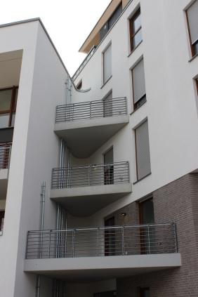 Port PHOENIX – Wohnen am Kai, zweiter Bauabschnitt   Bildrechte: nickneuwald