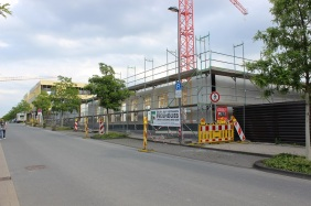 Bauprojekt an der Phoenixseestraße | Bildrechte: nickneuwald