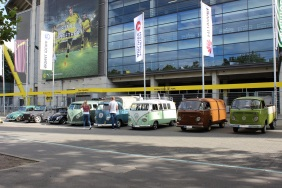 VW-Oldtimertreffen am Signal Iduna Park | Bildrechte: nickneuwald