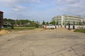 Wohnbau-Projekt an der Faß-/Ecke Hörder Hafenstraße