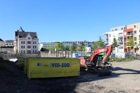 "Baufeld ""Anbau Sparkassenakademie"" | Bildrechte: nickneuwald"