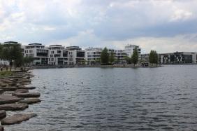 Hafenquartier, August 2016 | Bildrechte: nickneuwald