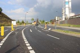 Verkehrsknoten Nortkirchenstraße/Konrad-Adenauer-Allee | Bildrechte: nickneuwald