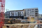 Port PHOENIX – Wohnen am Kai, dritter u. erster Bauabschnitt   Bildrechte: nickneuwald