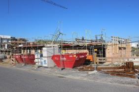 Neubauten des Spar- und Bauvereins | Bildrechte: nickneuwald