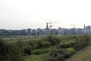 Hafenquartier des PHOENIX Sees im September 2016   Bildrechte: nickneuwald