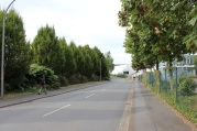 neuer Verlauf der Nortkirchenstraße | Bildrechte: nickneuwald