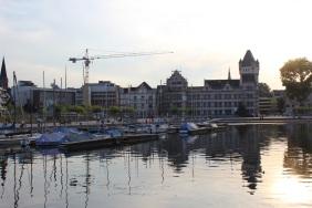 Hörder Burg, Ende September 2016 | Bildrechte: nickneuwald
