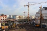 Anbau der Sparkassenakademie, Ende November | Bildrechte: nickneuwald