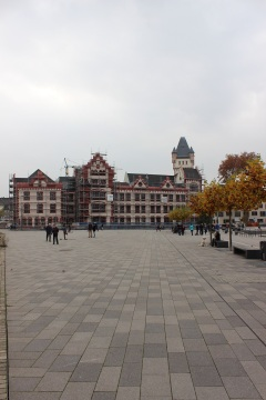 Hörder Burg, November 2016   Bildrechte: nickneuwald