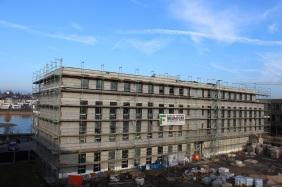 Neubau der ITS | Bildrechte: nickneuwald